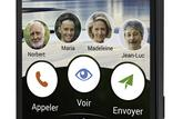 Nos essais: smartphone Doro 8040 Il (re)connecte les seniors