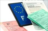 Le permis de conduire international se demande en ligne!