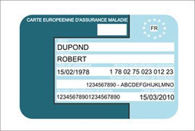 La Carte Europeenne D Assurance Maladie Permet D Etre Soigne A L Etranger