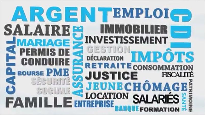 impot salaire francia