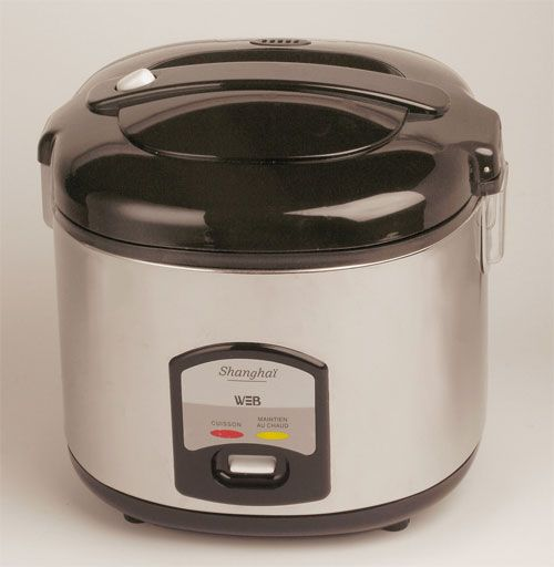 Cuiseurs électriques: cuit-vapeur ou rice cooker