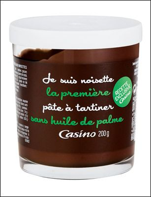 Une alternative au Nutella