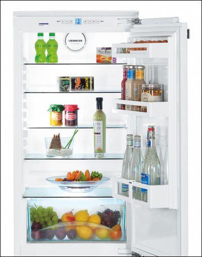 Réfrigérateurs toujours moins gourmands en énergie