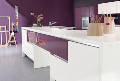 Un choix de 1 641 couleurs pour la cuisine