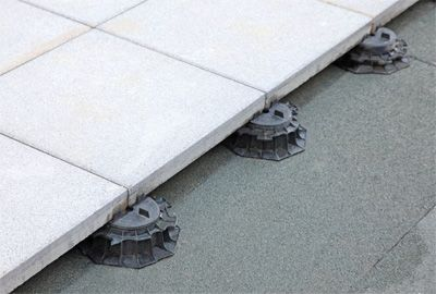 Une solution légère pour rénover une terrasse