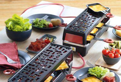Raclette pour famille nombreuse