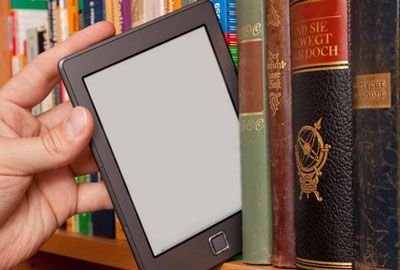 Focus: les bibliothèques vont prêter des e-books