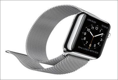 Les montres connectées: l'Apple Watch contre le reste des montres