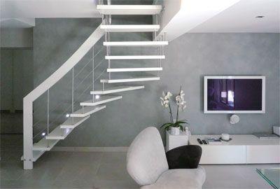 Quel escalier pour l'intérieur?