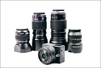 Une petite caméra pour des vidéos en ultra haute définition