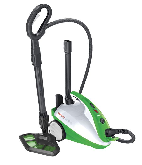 Nos essais: nettoyeur vapeur Polti - Vaporetto Smart 35 MOP, bien plus pratique que la serpillière