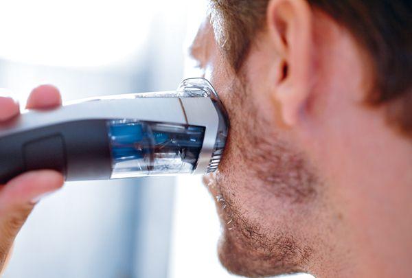 Nos essais: tondeuse à barbe Philips - BT7220, elle rase et aspire les poils coupés