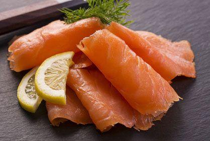 Le saumon bio contient des produits toxiques