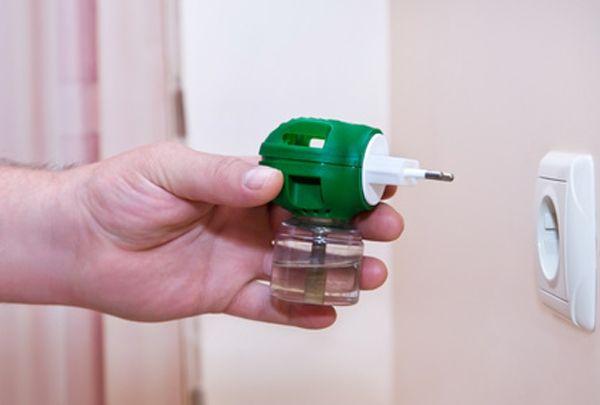 Gare aux diffuseurs électriques de parfums et de produits anti-moustiques
