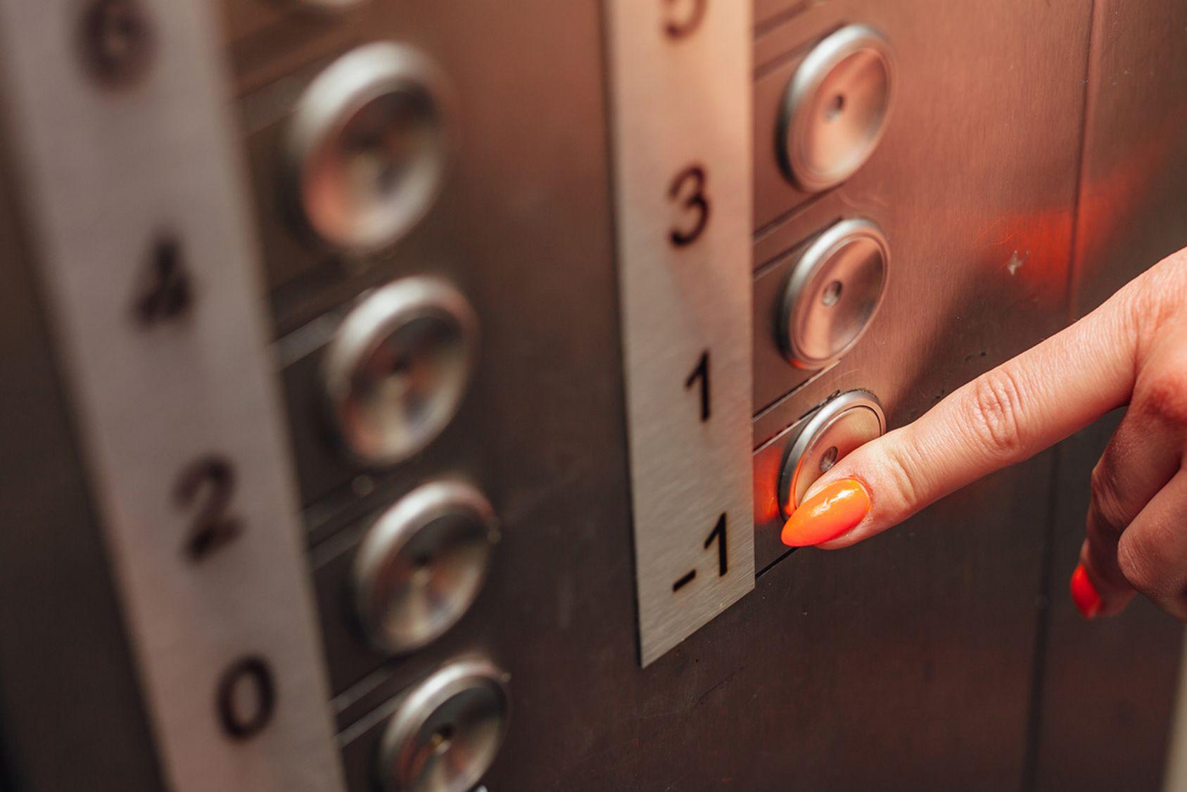 Copropriété: l'ascenseur, oui, mais pas à tous les étages