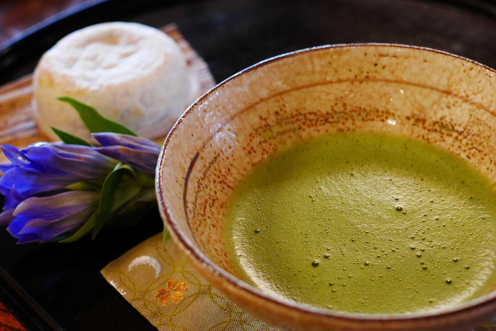 Matcha: le meilleur des thés verts