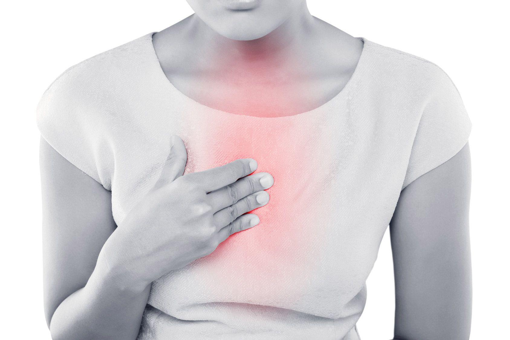 Calmer le reflux gastro-œsophagien