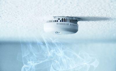 Même sans détecteur de fumée, l'assurance habitation doit indemniser