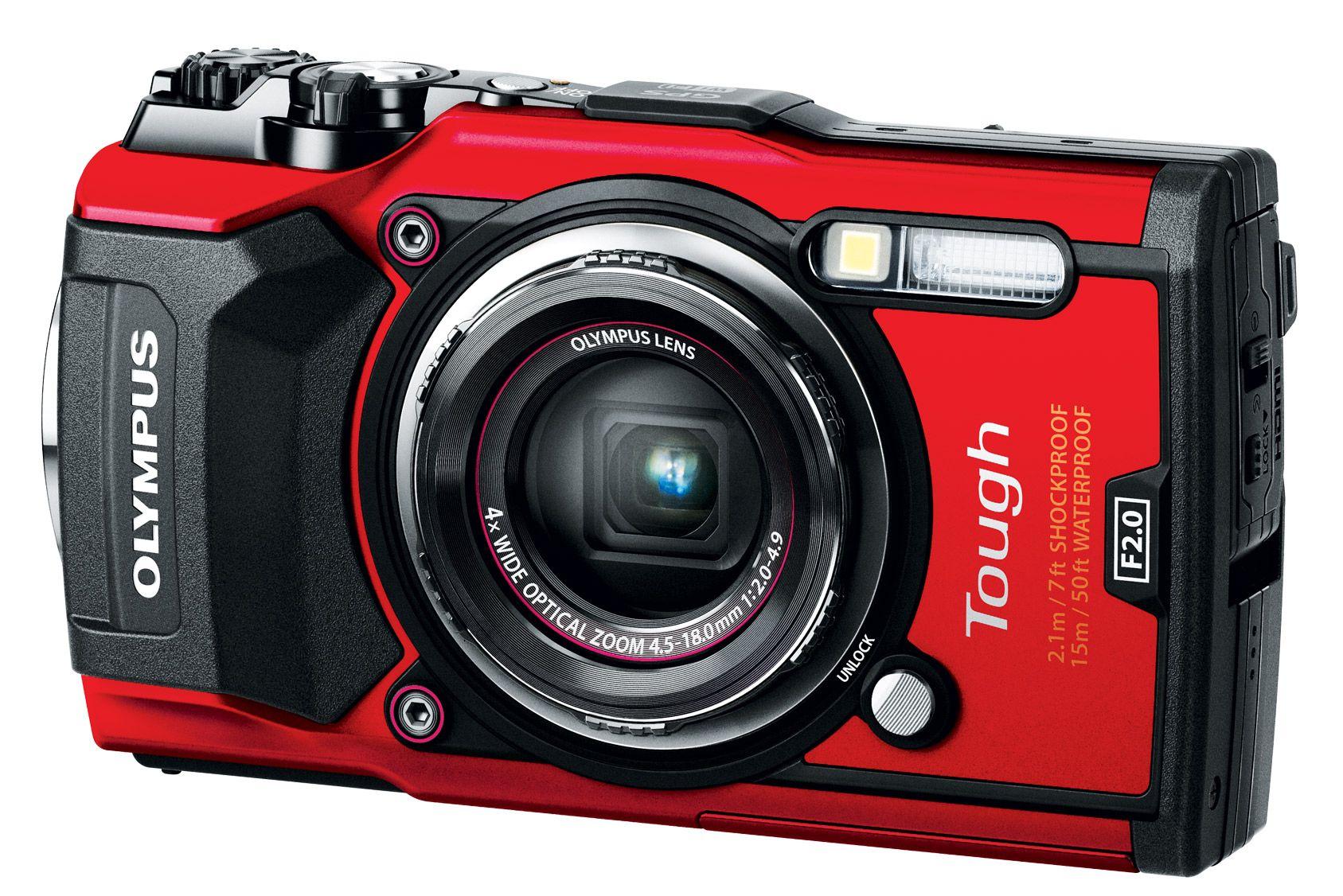 Nos essais: appareil photo  Olympus - TOUGH! TG-5 le compact baroudeur