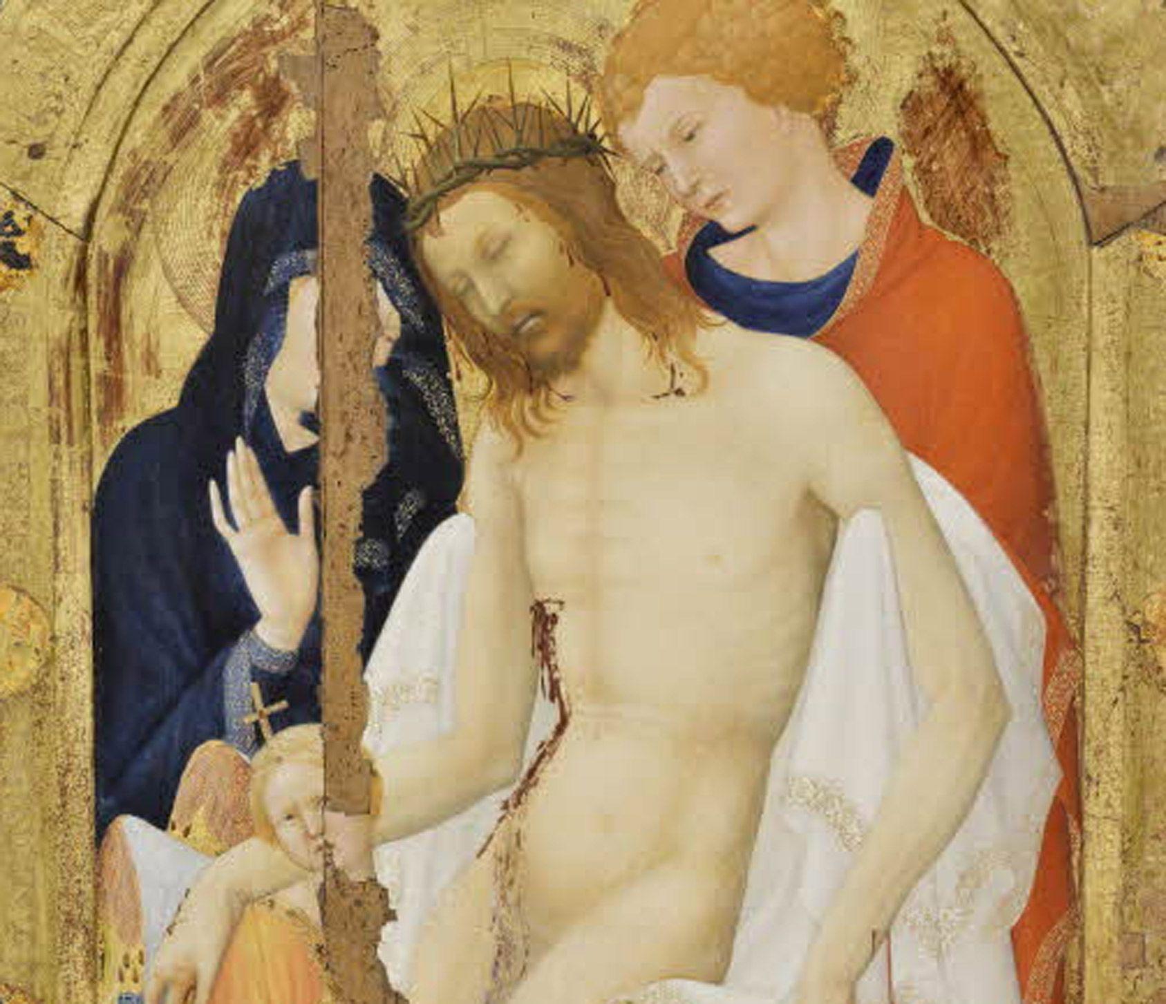Il achète un tableau à un curé, le revend 7 M€ et déchaîne les passions