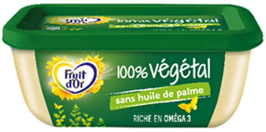 De la margarine Fruit d'Or présente des risques d'allergie