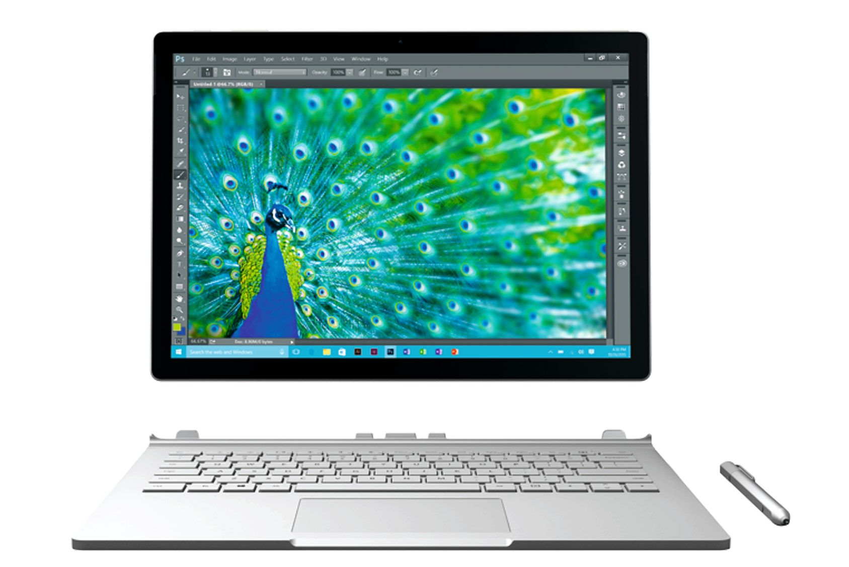 Nos essais: Surface Book Microsoft, le PC portable convertible en tablette