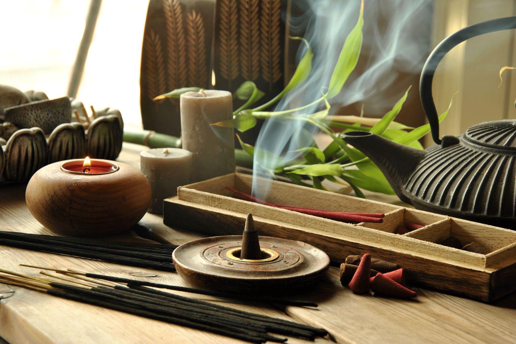 Les bougies parfumées et l'encens peuvent être nocifs