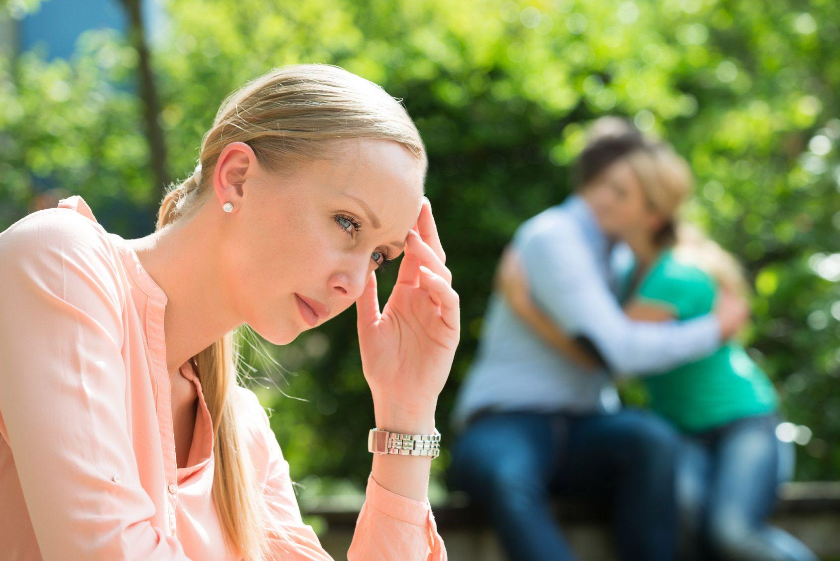 «Je veux prouver l'infidélité de mon mari devant le juge»