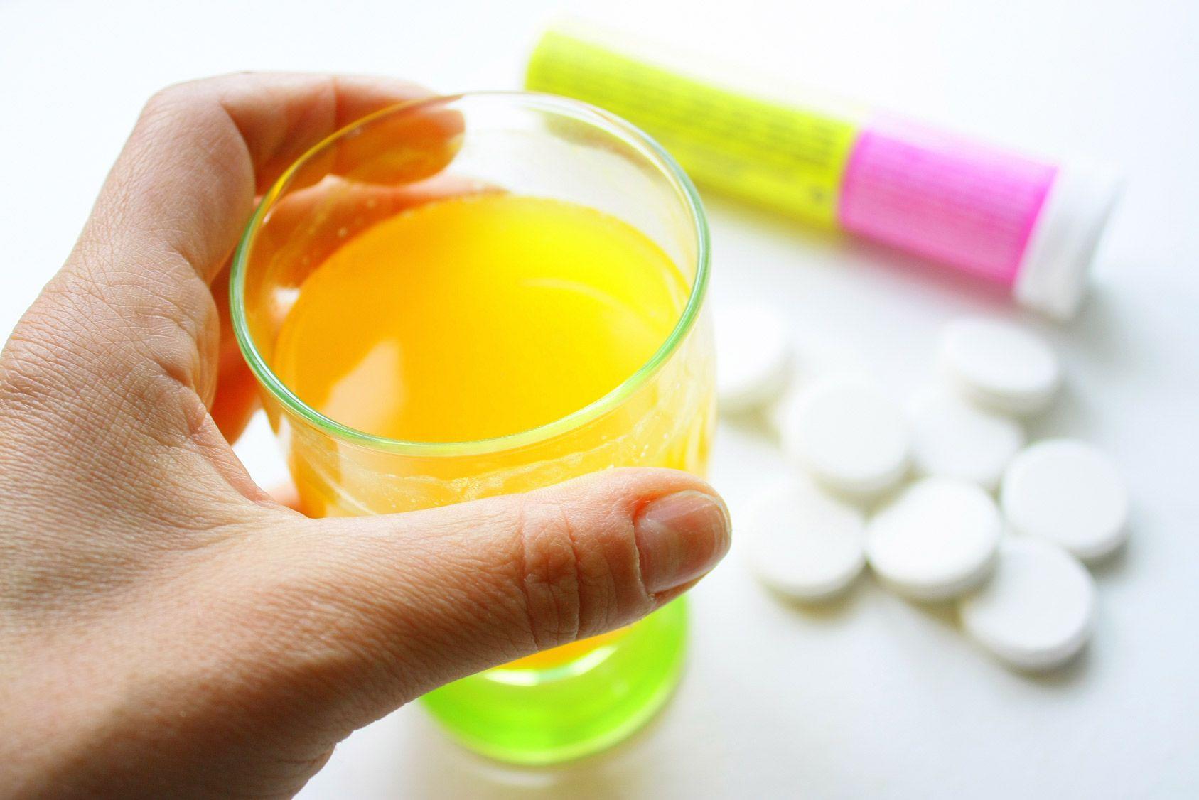Automédication: vitamines et minéraux contre la fatigue