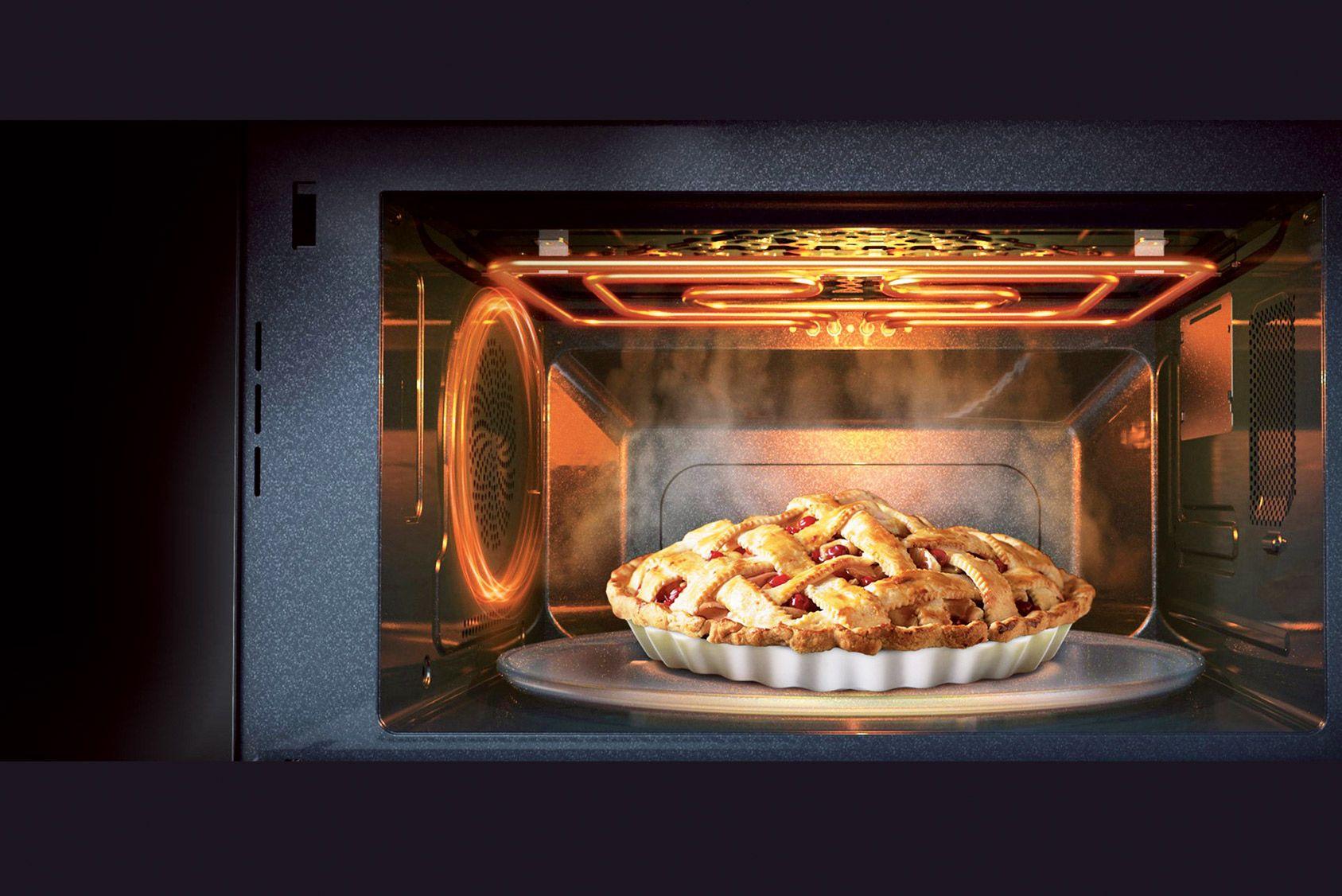 Comparatif: fours combinés micro-ondes, une bonne combine pour la cuisson