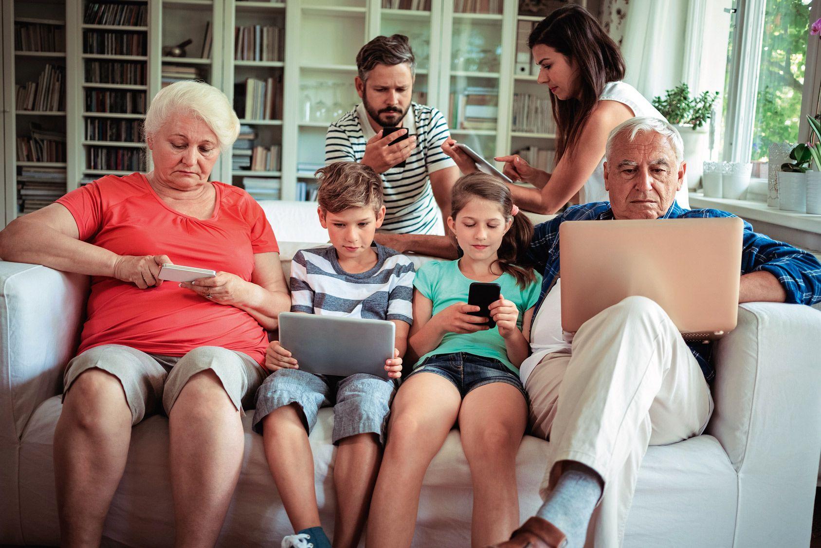 Intoxication numérique: en finir avec l'addiction