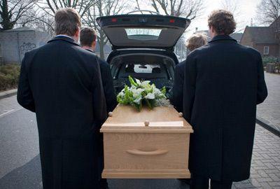 Le prix des obsèques varie de 1 à 5 selon l'entreprise de pompes funèbres