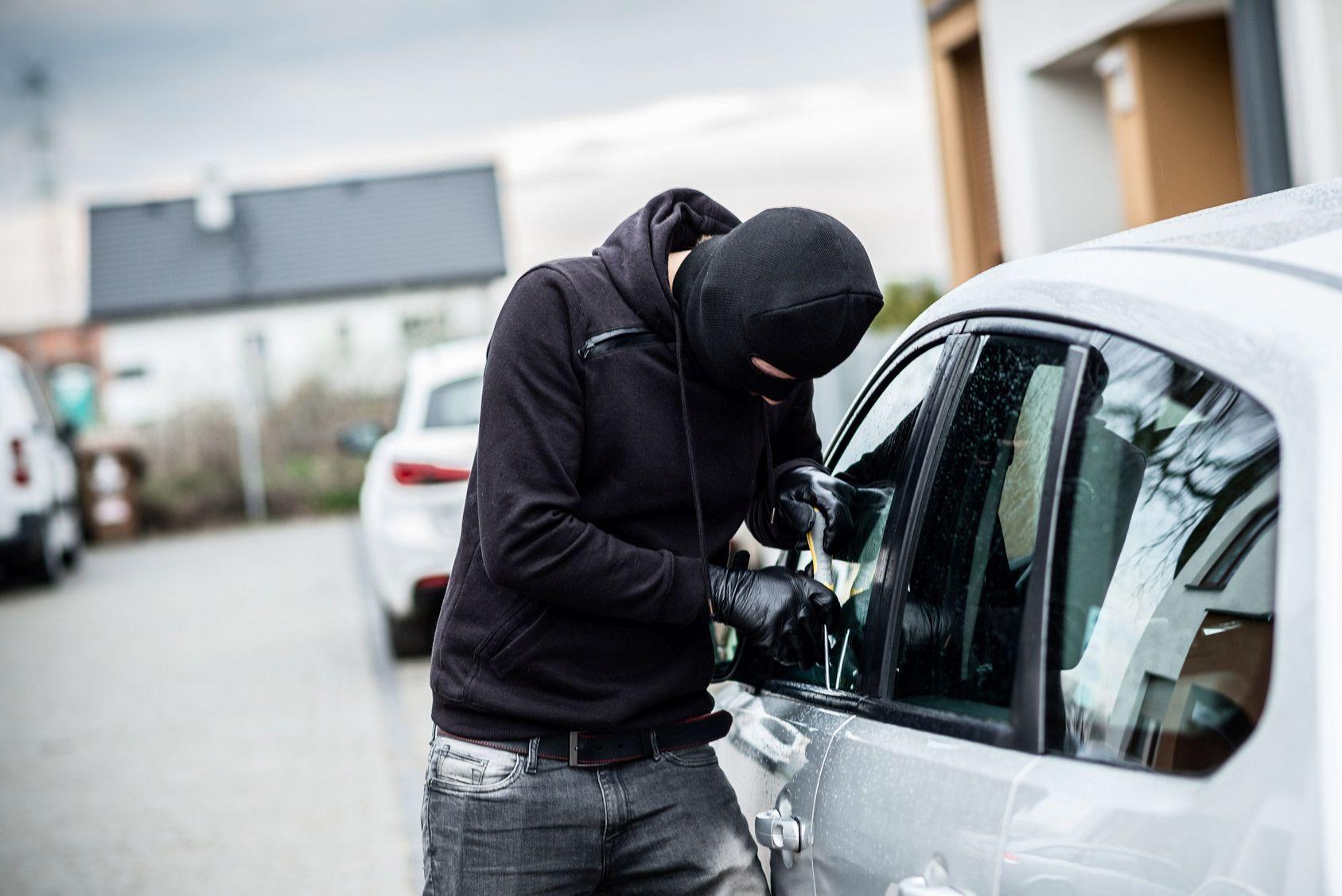 Le palmarès 2017 des voitures les plus volées en France