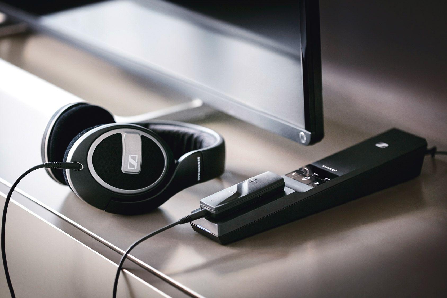 Nos essais: système audio-numérique, Sennheiser-Flex 5000, améliorez le son de votre TV