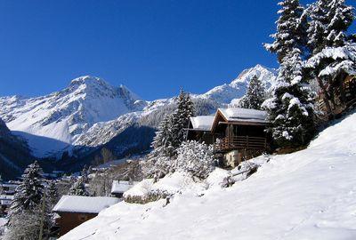 Combien coûte un appartement neuf à la montagne?