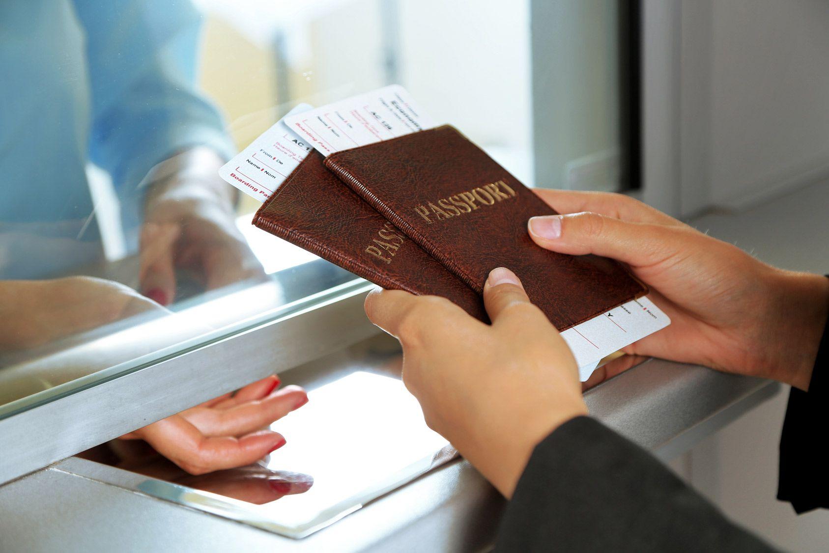 Attention, chaque parent séparé peut obtenir un passeport pour son enfant