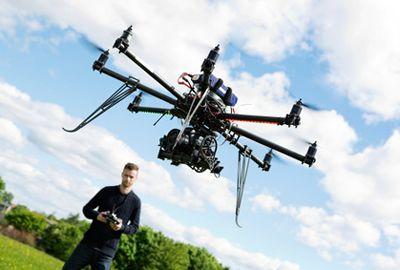 Le fisc français ne peut pas utiliser un drone pour traquer les fraudes