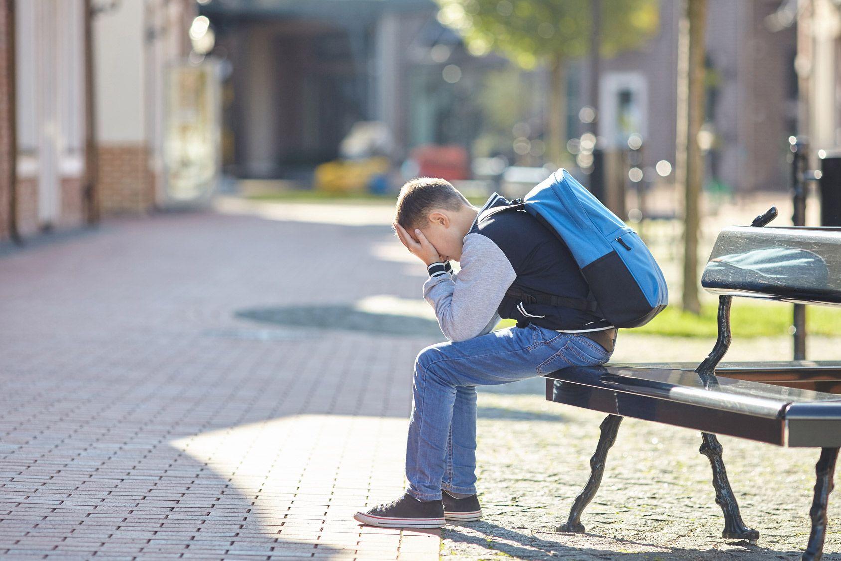 Notre fils est harcelé à l'école