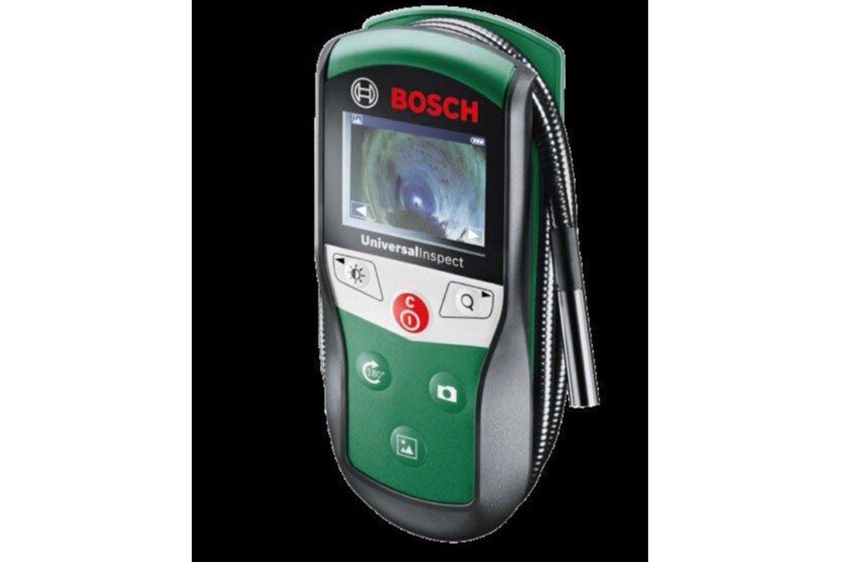Nos essais: caméra d'inspection Bosch - UniversalInspect