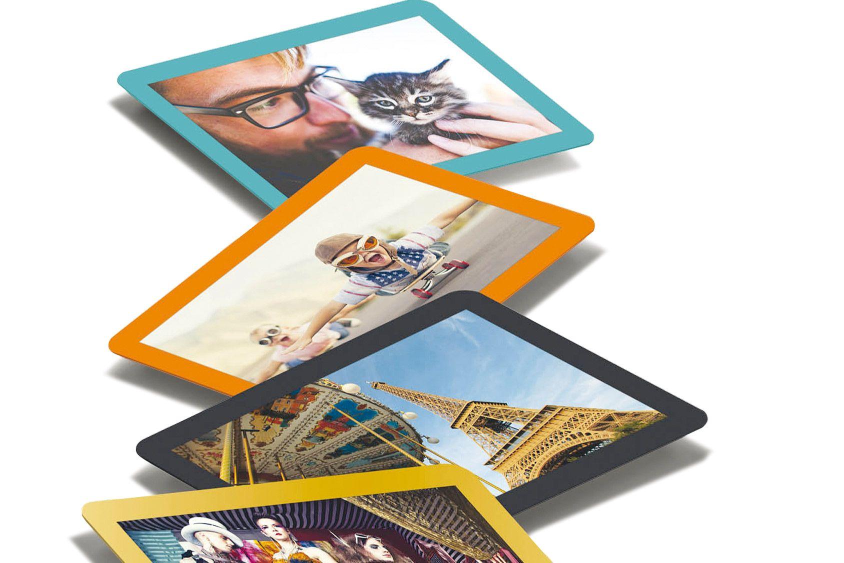 Nos essais: cadres photo Slimpyx - Slimpyx Multiformat pas d'outils, pas de clous, pas de trous