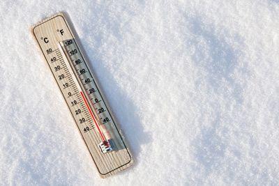 Les salariés peuvent exercer leur droit de retrait lors de grand froid