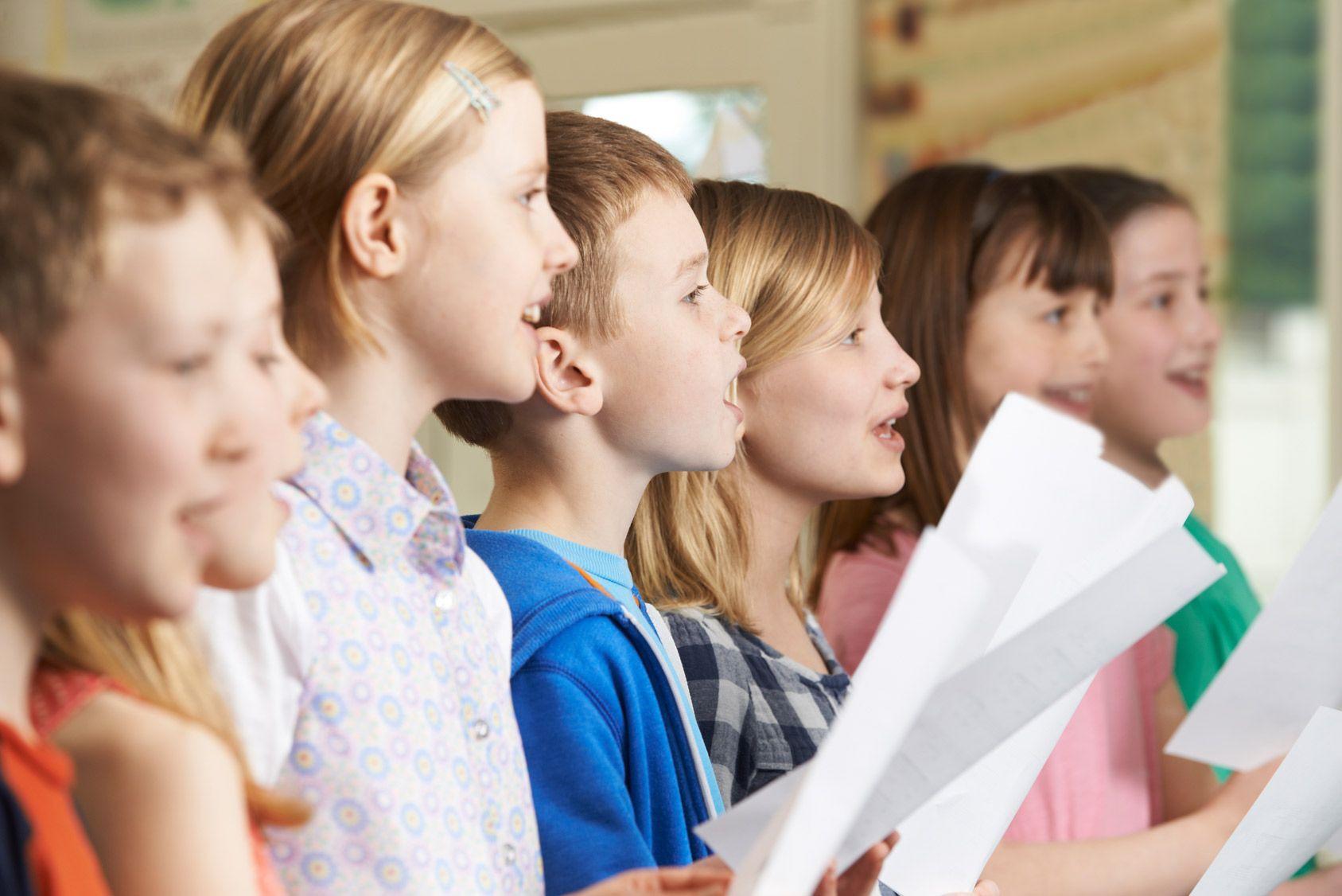 La chorale devient une option au collège