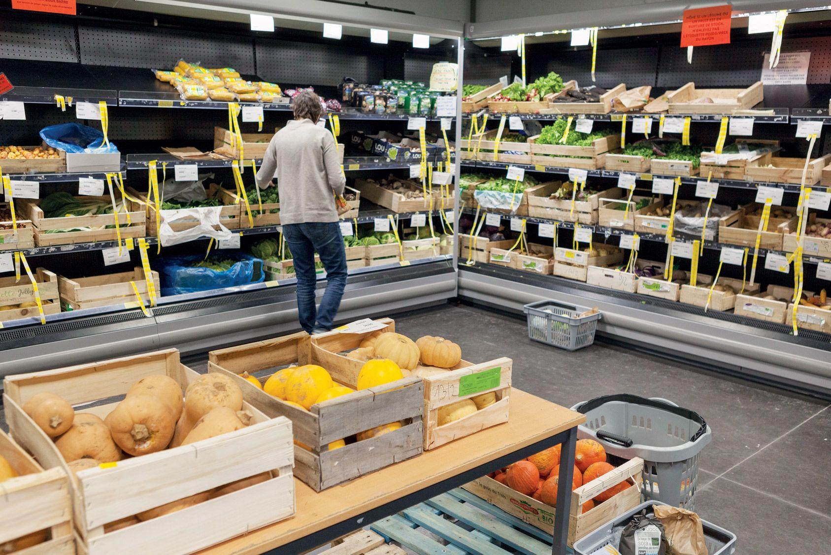 Supermarchés coopératifs: quand les clients tiennent la boutique
