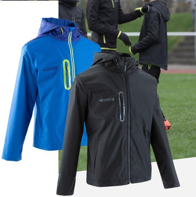 Décathlon rappelle des vestes imperméables Kipsta pour enfants