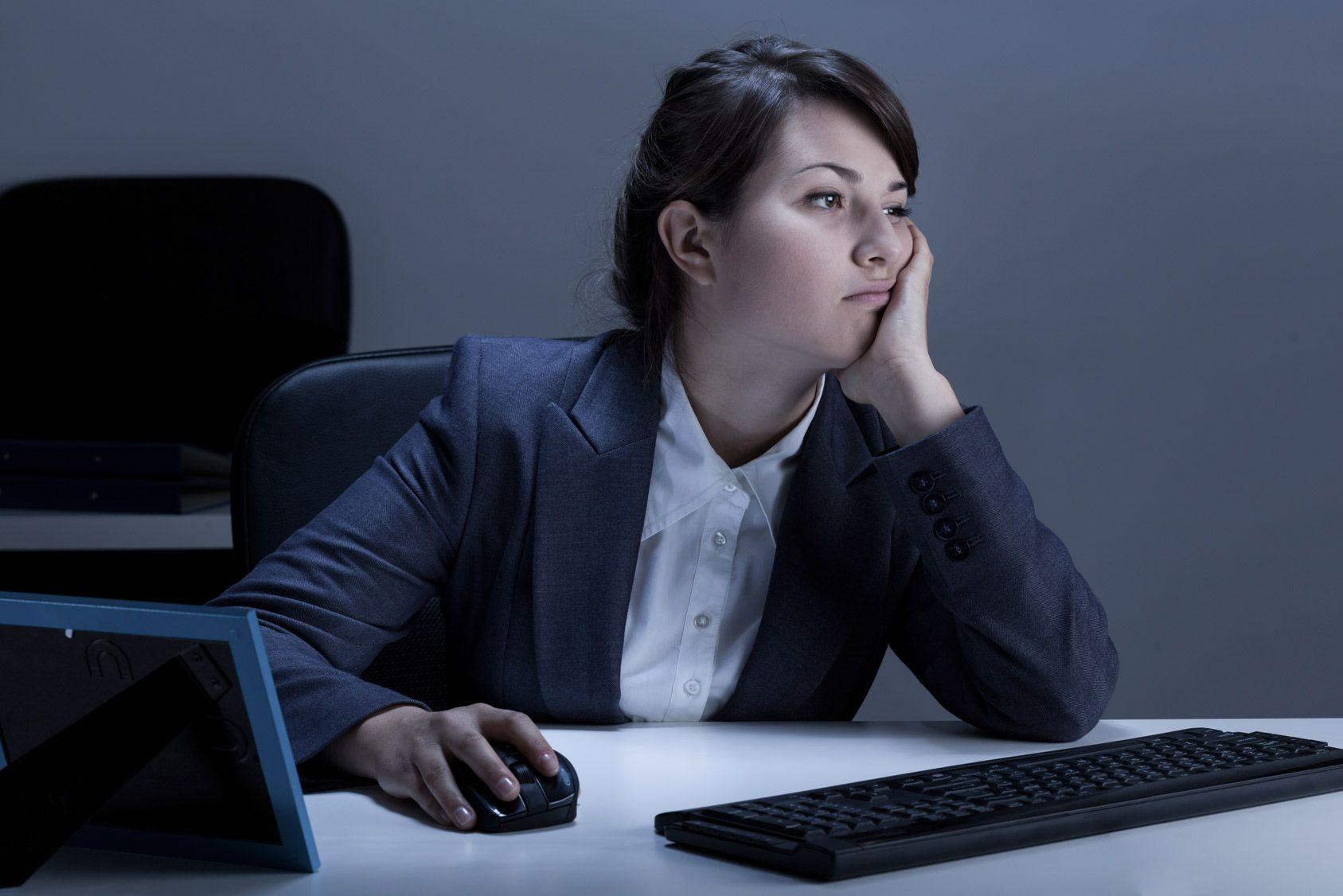 L'ennui au travail peut nuire à la santé du salarié!