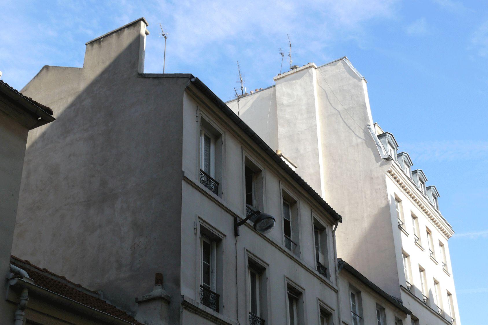 Patrimoine: un nouvel immeuble me cache le soleil