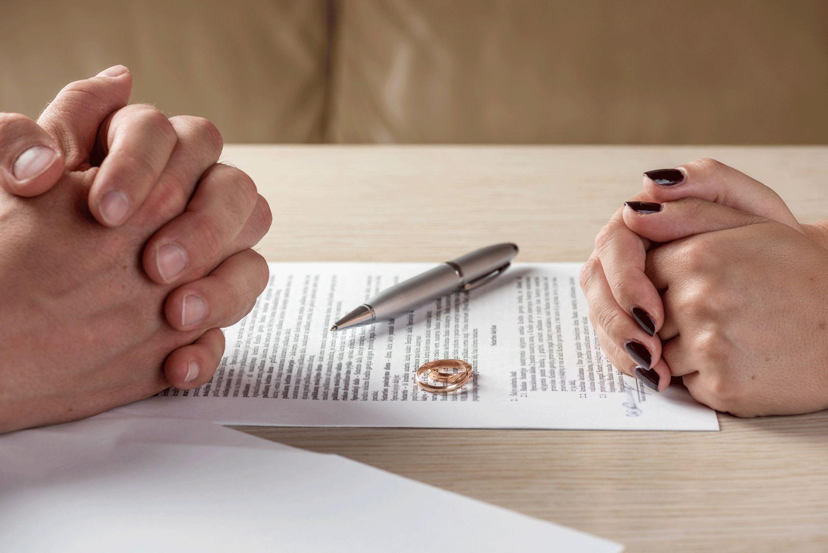 Des Parades Pour Acheter En Plein Divorce