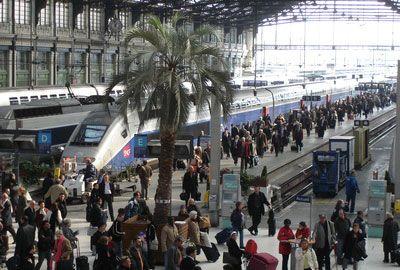 Grève: perturbations à la SNCF le 4 avril 2018