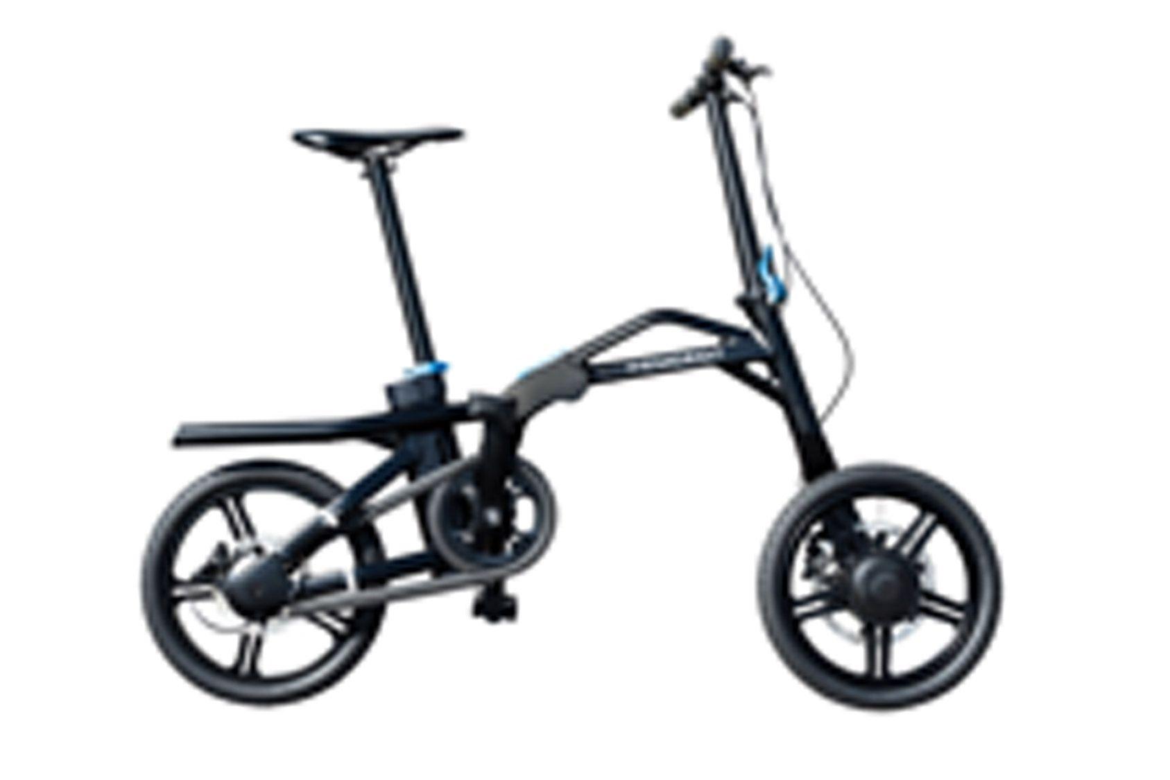 Nos essais: vélo électrique Peugeot - ef01, un deux-roues dans le coffre