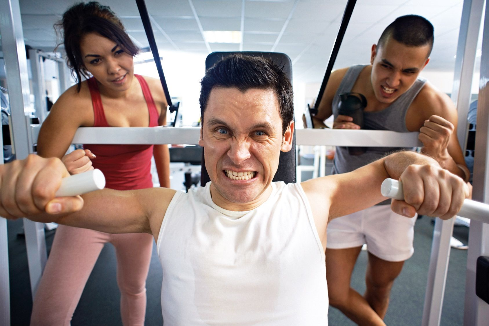 Cas pratique: je me suis blessé dans une salle de sport, qui est responsable?